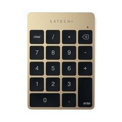 Цифровой блок Satechi Aluminum Slim Keypad Numpad золотой