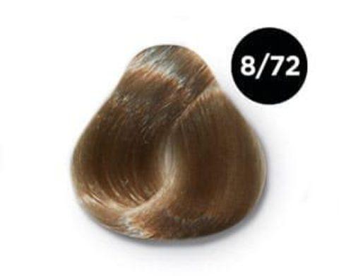 Ollin Silk Touch Безаммиачный стойкий краситель 8/72, 60 мл
