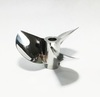 643/3 3D Pro Boat Zelos 36 Twin champion propeller stainless steel