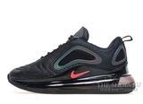 Кроссовки Nike Air Max 720 Black Hamilion
