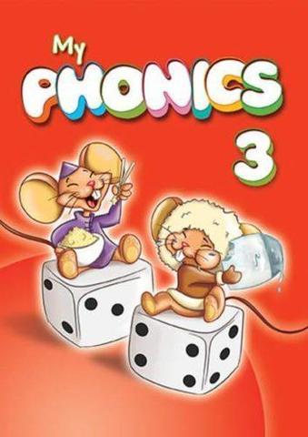 My phonics 3. Pupil's book. Учебник (С ссылкой на электронное приложение)