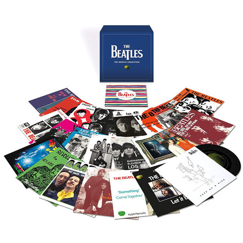 The Beatles / The Singles Collection (Limited Box Set Edition)(23x7