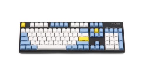 Набор клавиш «Blue&White»