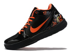 Nike Zoom Kobe 4 Protro 'Black/Orange'