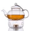 Заварочный чайник 750 мл с подставкой подогрева