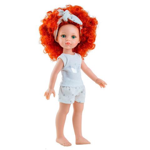 Кукла Каролина в пижаме 32 см Paola Reina (Паола Рейна) 13206