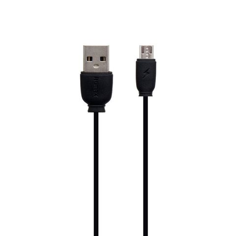 USB кабель Micro USB Remax RC-134m /black/