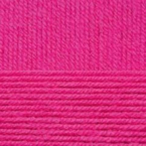 Купить Пряжа Пехорка Детская новинка Код цвета 084-Малиновый мусс | Интернет-магазин пряжи «Пряха»