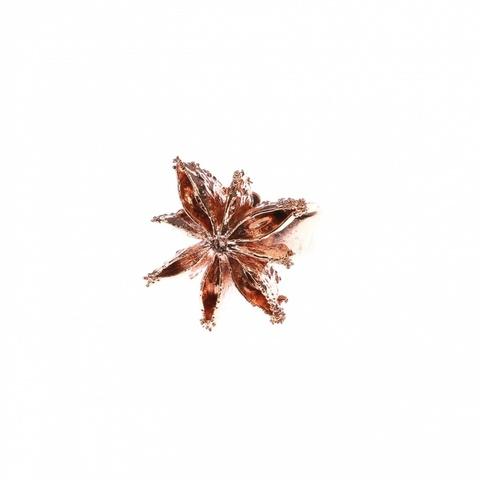 Кольцо Звездный Анис LF20R- RG BR