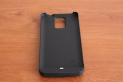 Чeхол-аккумулятор на 4800 мА/ч для телефона Samsung Galaxy NOTE 4