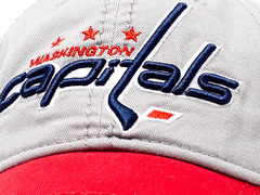 Бейсболка NHL Washington Capitals (29058) фото 3