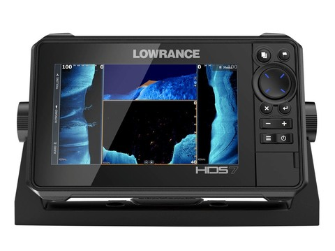 Эхолот-картплоттер Lowrance HDS-7 Live (без датчика)