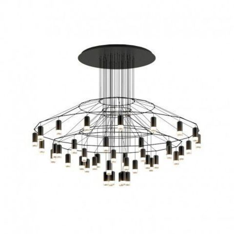 Люстра копия Wireflow 0376 by Vibia