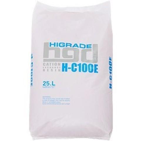 Смола ионообменная «HIGRADE RESIN HC100E» (25л)