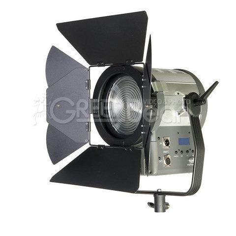 GreenBean Fresnel 200 LED X3 DMX