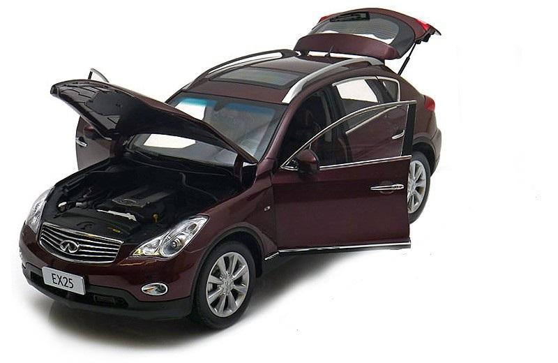 Коллекционная модель Infiniti EX25 2013