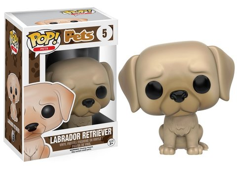 Фигурка Funko POP! Vinyl: Pets: Labrador Retriever 11056