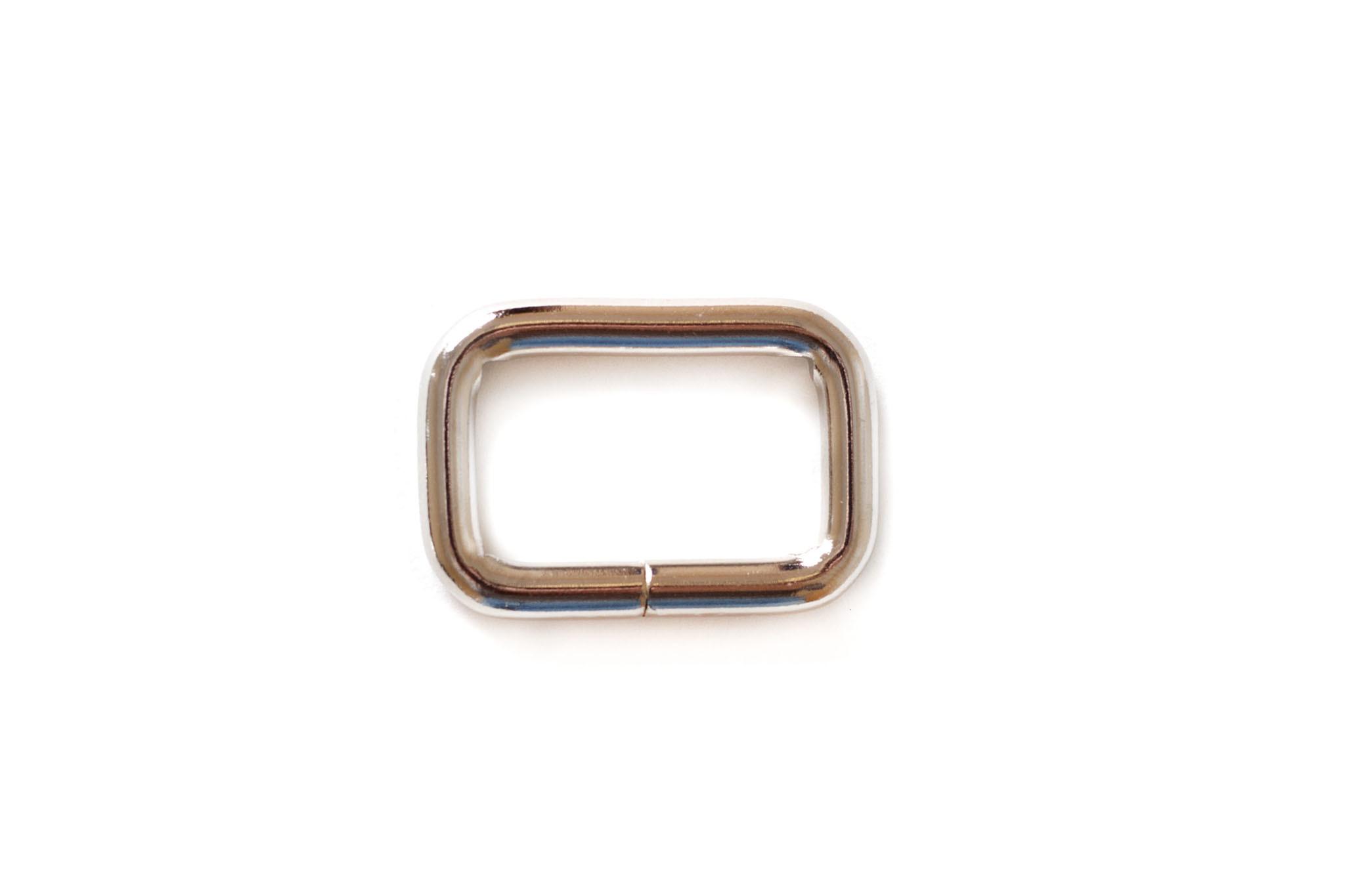 Рамка 25 мм, никель