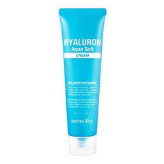 Secret Key Hyaluron Aqua Soft Cream - Крем гиалуроновый для увлажнения и омоложения кожи