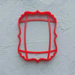 Рамка №11 форма для пряника