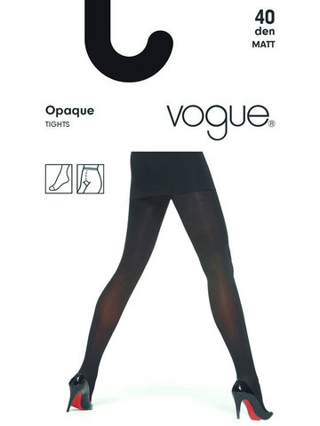 Колготки Opaque 40 Vogue