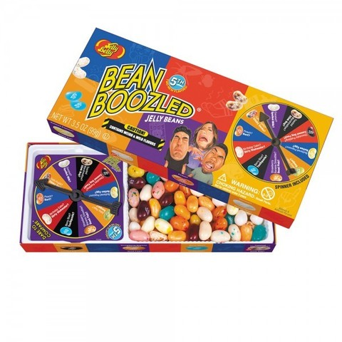 Jelly Belly Bean Boozled 5 с Рулеткой