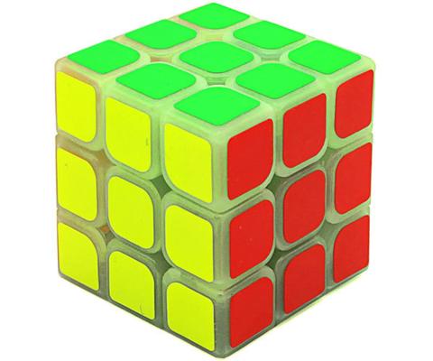 Кубик 3х3х3 YJ Sulong светящийся