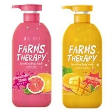 DAENG GI MEO RI FARMS THERAPY Гель для душа FARMS THERAPY Sparkling Body Wash 700 мл