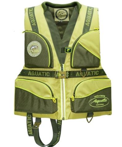 Спасательный Жилет ЖС-02 (страховочный) AQUATIC