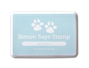 Архивные чернила Simon Says STAMP! Sea Glass