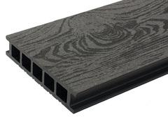Террасная доска Savewood Fagus цвет черный 4м (РФ)