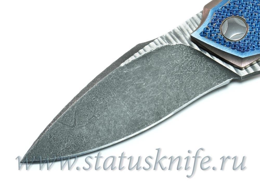 Нож Muscle CUSTOM CKF Limited Raskind - фотография