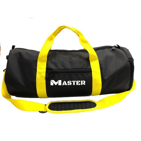 купить водонепроницаемую спортивную сумку master черно желтый вариант