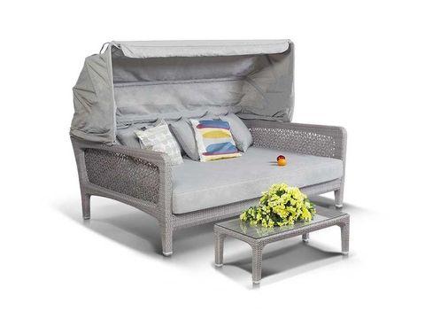 Кровать «Лабро» со съемным козырьком