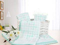 141-1 полотенце Шарм, зеленое