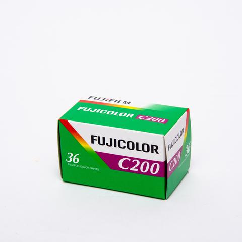 Фотопленка Fujifilm Color C200/135-36