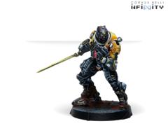 Yu Jing - Húláng Shocktroopers (Combi Rifle + Light FT)