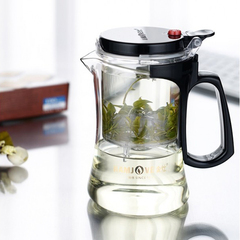 Чайник с кнопкой Kamjove TP-750 500 мл