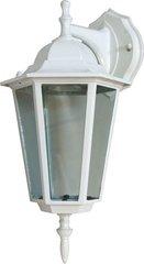 Светильник садово-парковый, 60W 230V E27 белый, 6102 (Feron)