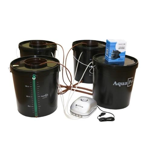 AquaPot Trio