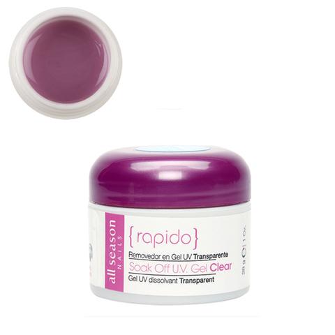 Цветной Soak of gel Purple Pizazz 28,4 мл.