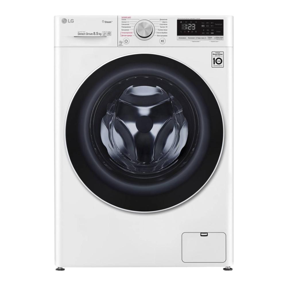 Узкая стиральная машина LG AI DD F2V5GS0W фото