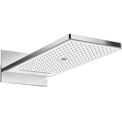 Душ верхний 25,8х58,6 см 3 режима Hansgrohe Rainmaker Select 24001400 фото