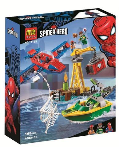 Конструктор Super Heroes