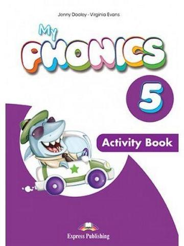 MY PHONICS 5 Activity Book - рабочая тетрадь