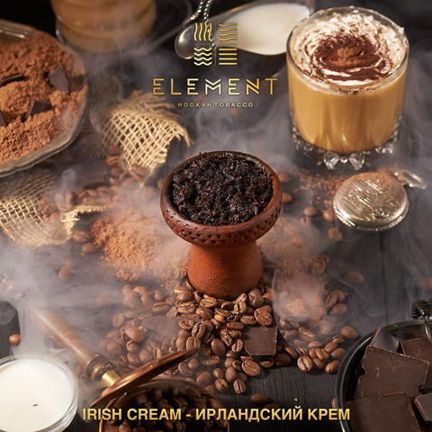 Табак Element Irish Cream (Земля) 100 г