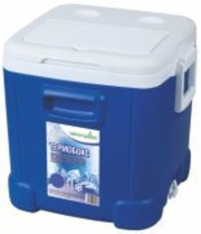 Изотермический контейнер (термобокс) Green Glade 46 (термоконтейнер, 46 л.)