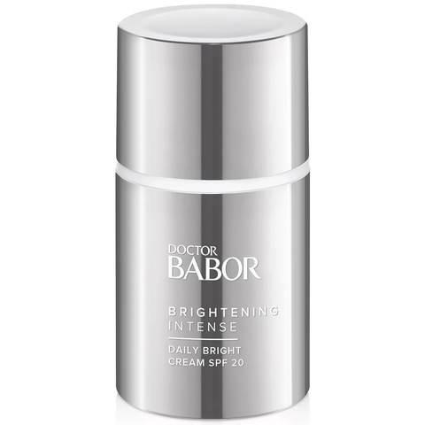 Doctor Babor Осветляющий дневной крем Brightening Intense Daily Bright Cream SPF 20