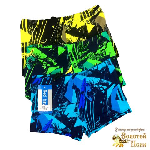 Плавки купальные мальчику (8-17) 200322-R215