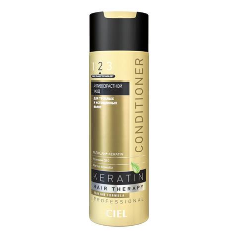 Бальзам для тусклых и истощенных волос «Антивозрастной уход» | CIEL parfum